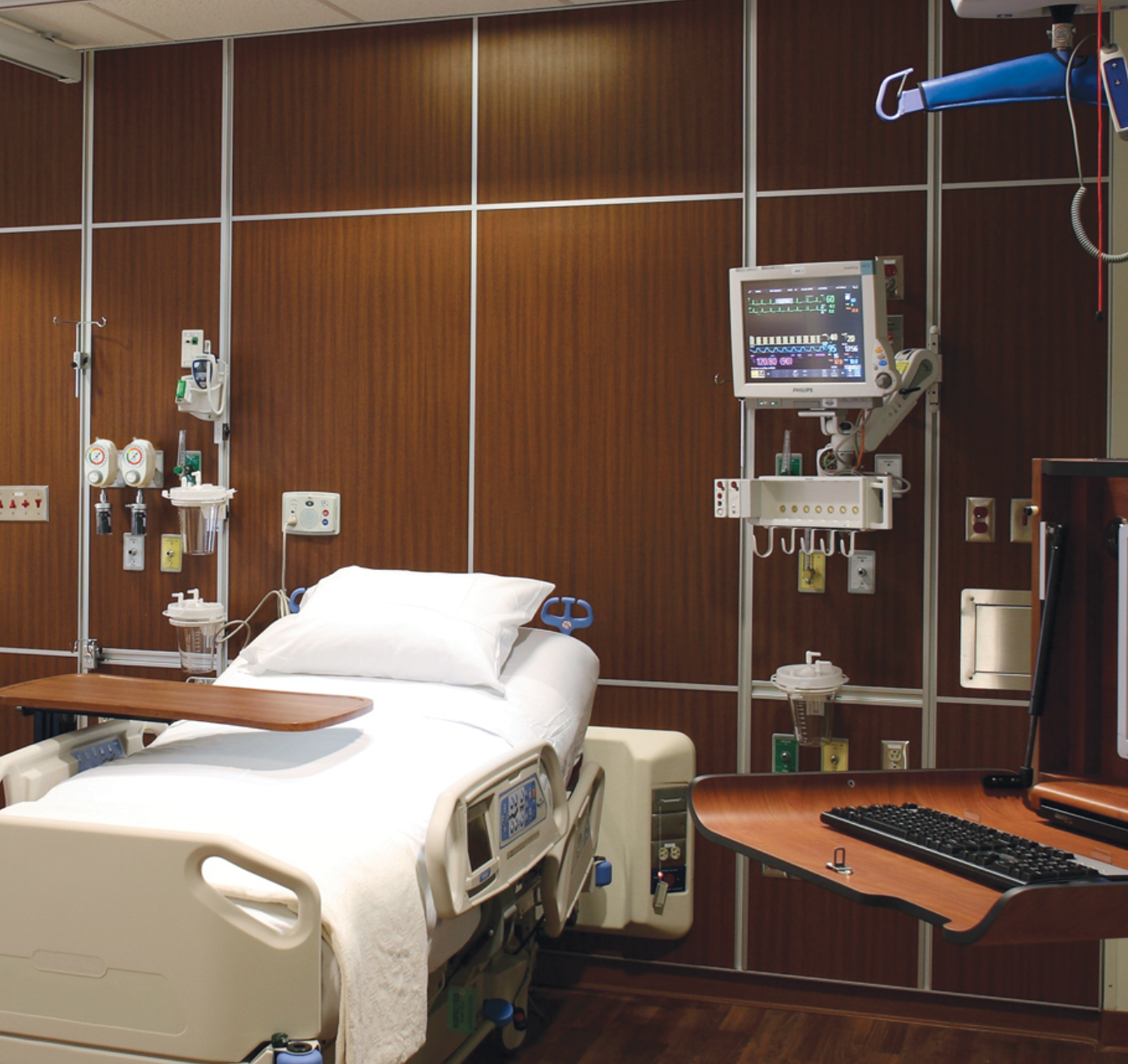 Medical Headwall System
