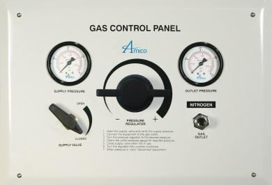 Gas Control Panels (Regulating Station)