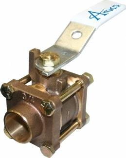 Ball Valve Without Extension